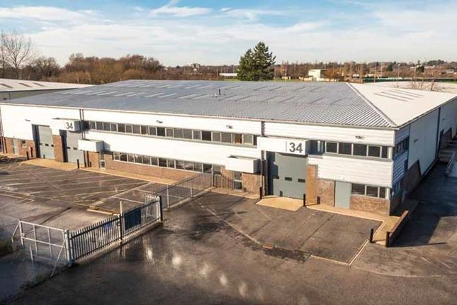 Thumbnail Light industrial for sale in 34 Palmerston Business Park, Palmerston Drive, Fareham, Hampshire