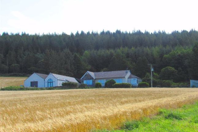 Thumbnail Detached bungalow for sale in Fordyce, Banff