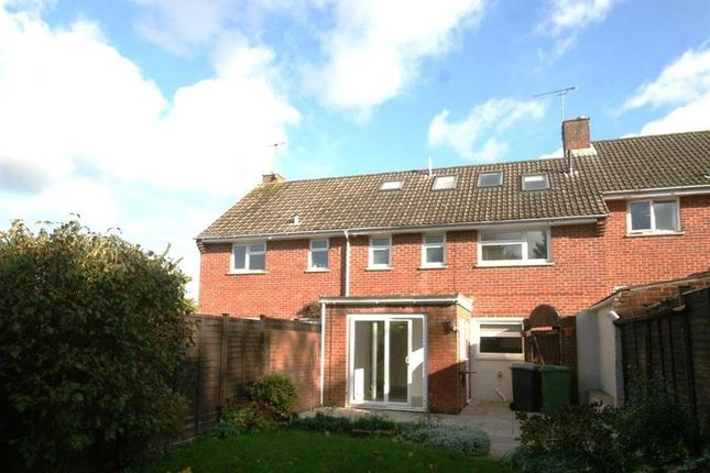 Thumbnail Property to rent in Baigent Close, Winchester