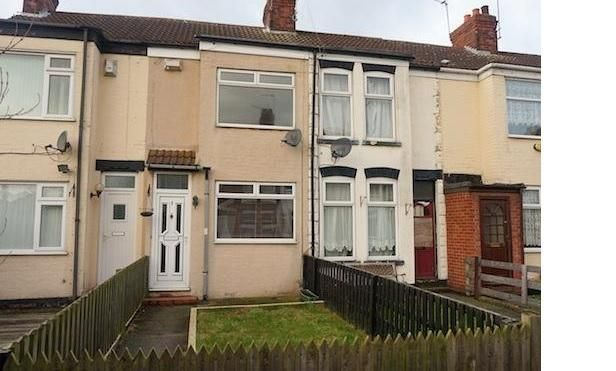 Thumbnail Terraced house to rent in Cyprus Street, Hull
