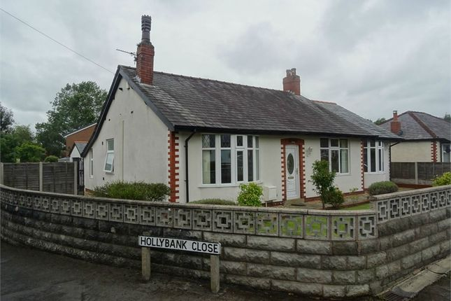 Thumbnail Detached bungalow for sale in Tag Lane, Ingol, Preston, Lancashire
