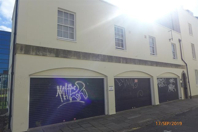 Commercial property to let in Garage, 22 Gloucester Street, City Centre, Bristol