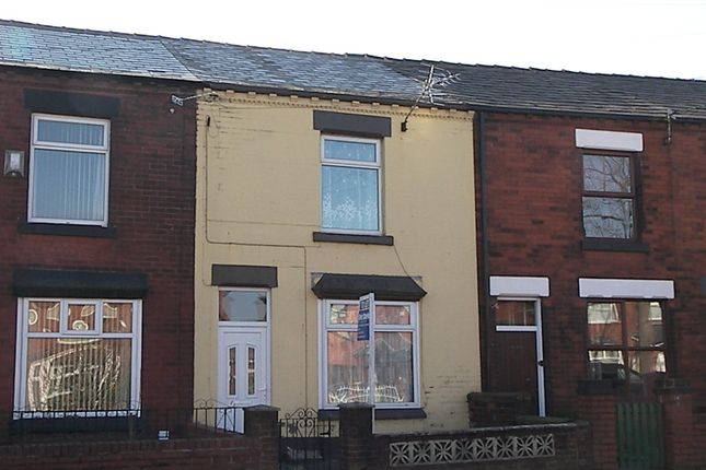 Thumbnail Terraced house to rent in Plodder Lane, Farnworth
