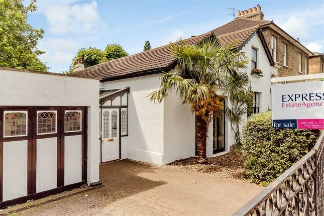 Thumbnail Detached house for sale in Wellesley Road, London