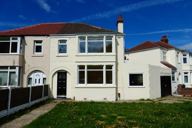 4 bed semi-detached house for sale in Luton Road, Ellesmere Port