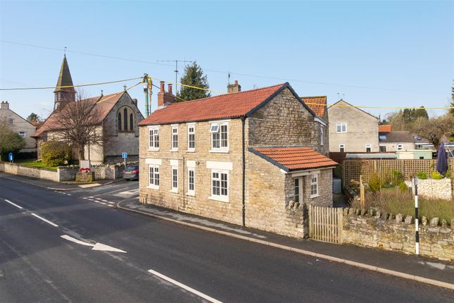 Thumbnail Cottage for sale in The Green, Nawton, York