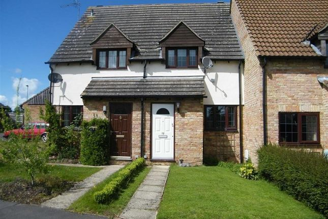 Thumbnail Terraced house to rent in Perry Close, Newent