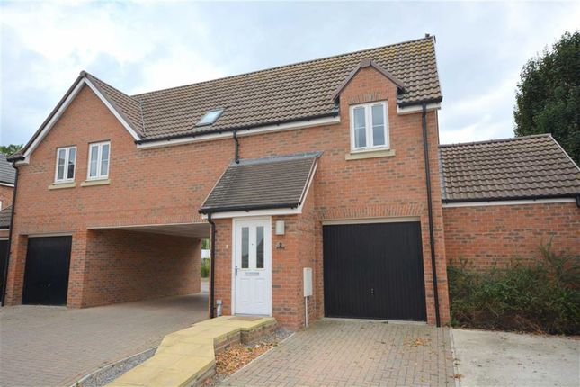 Thumbnail Detached house to rent in Wycombe Road Kingsway, Quedgeley, Gloucester