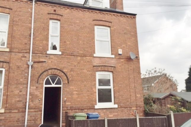 Thumbnail End terrace house to rent in Century Road, Retford