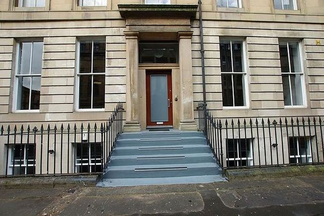 Thumbnail Flat to rent in Berkeley Street, West End, Glasgow