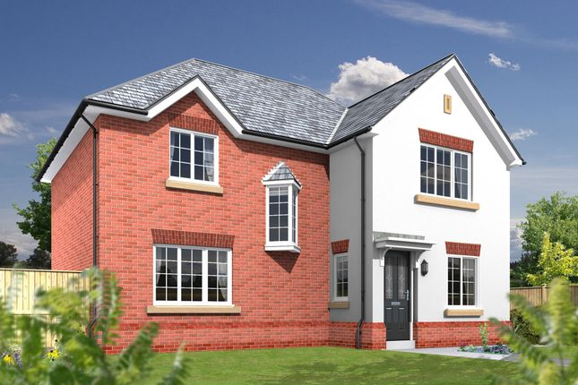 Thumbnail Detached house for sale in Kingsley Manor, Lambs Road, Thornton-Cleveleys, Lancashire