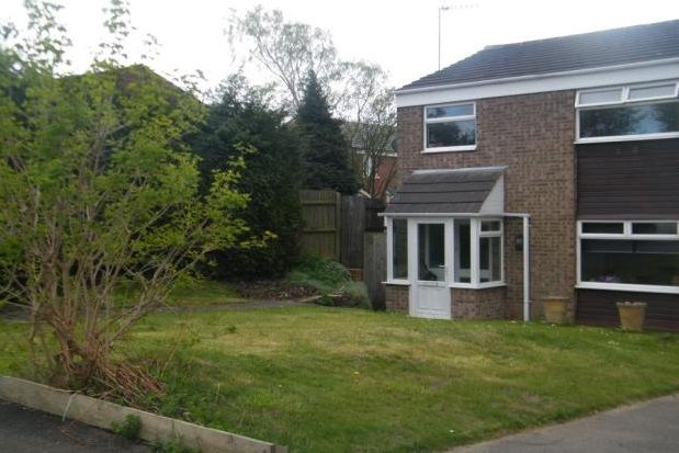 Thumbnail Property to rent in Byron Way, Catshill, Bromsgrove