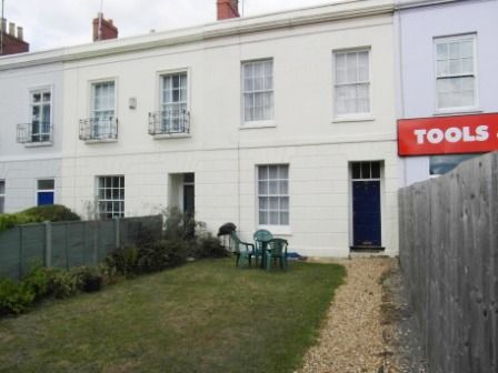 Thumbnail Terraced house to rent in Fairview Road, Cheltenham