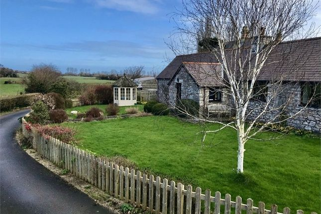 Thumbnail Detached house for sale in Glanwydden, Llandudno Junction, Conwy