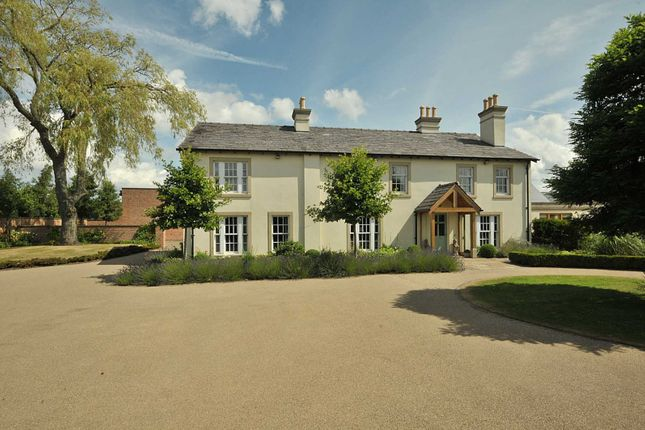 Thumbnail Detached house for sale in Golborne Lane, High Legh, Knutsford