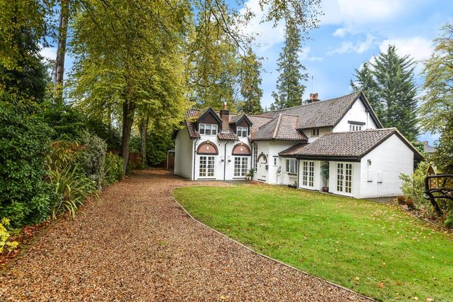 Thumbnail Detached house for sale in Grant Walk, Sunningdale, Berkshire
