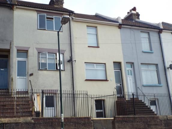 Thumbnail Terraced house for sale in Upper Luton Road, Chatham, Kent