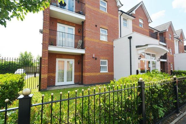 Thumbnail Flat to rent in Oakcliffe Road, Baguley, Manchester