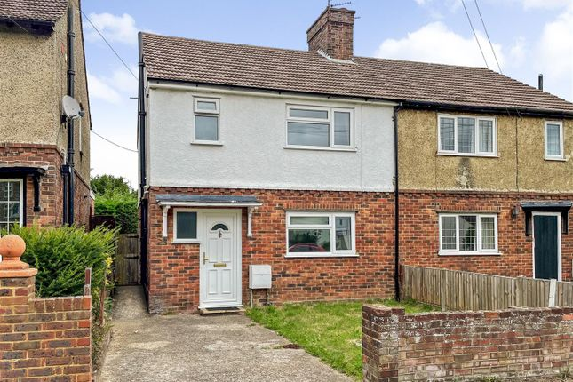 Thumbnail Semi-detached house for sale in Salisbury Road, Canterbury