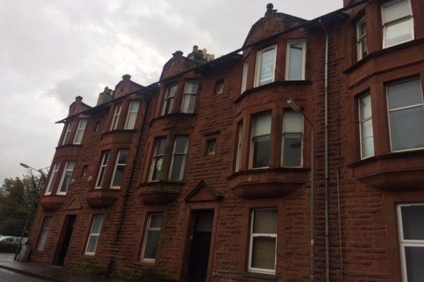 Thumbnail Flat to rent in Gateside Street, Largs