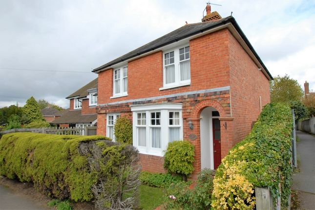 Thumbnail Detached house for sale in School Road, Saltwood