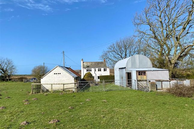 Thumbnail Farm for sale in Mwnt Road, Mwnt Road, Ferwig, Ceredigion