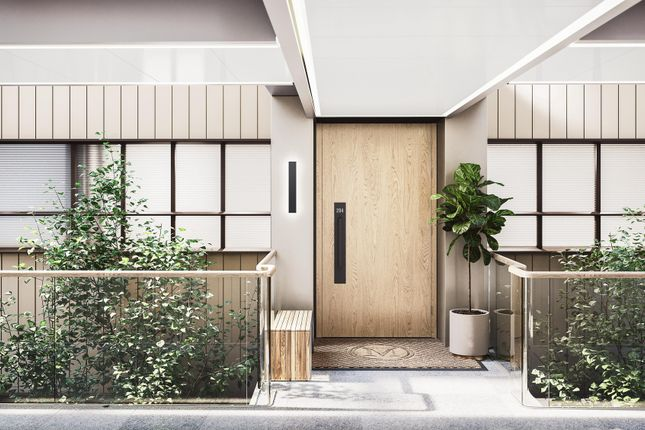 Thumbnail Flat for sale in Thayer Street, London
