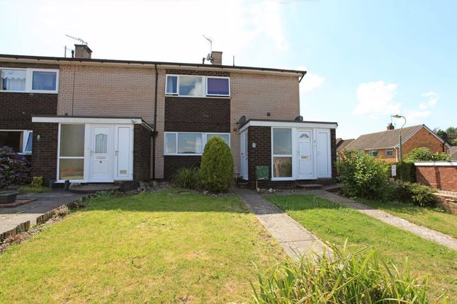 2 bed flat to rent in Harcourt Crescent, Shrewsbury SY2