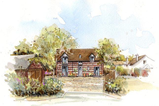 Thumbnail Detached house for sale in Coach Road, Stourpaine, Blandford Forum, Dorset