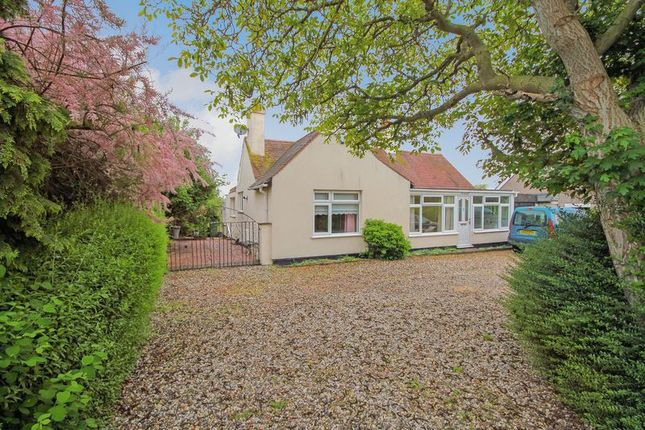 Thumbnail Detached bungalow for sale in London Road, Vange, Basildon