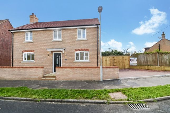 Thumbnail Detached house for sale in Breach Field, Wool, Wareham