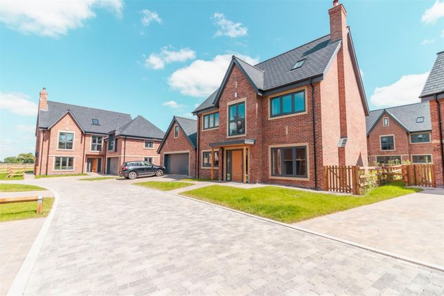 Thumbnail Detached house for sale in Dunnocksfold Road, Alsager, Stoke-On-Trent