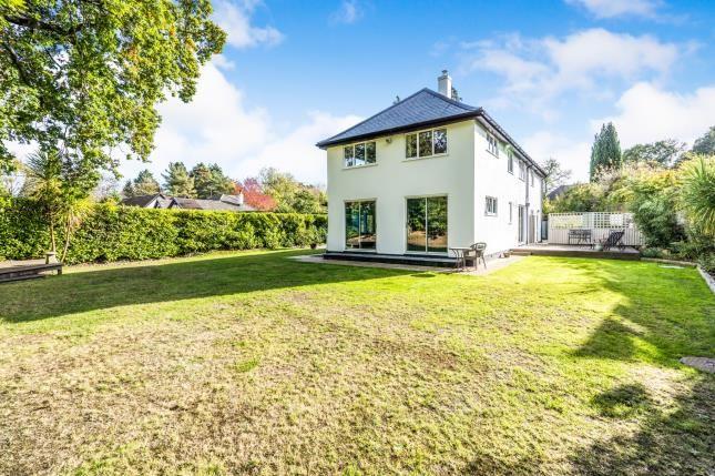 Thumbnail Detached house for sale in Lyndhurst, Southampton, Hants
