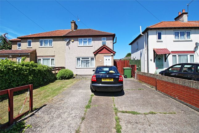 Thumbnail Semi-detached house for sale in Nelson Road, Stanmore, Middlesex