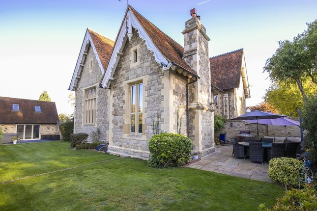 Thumbnail Semi-detached house for sale in Churchgate Street, Old Harlow, Essex