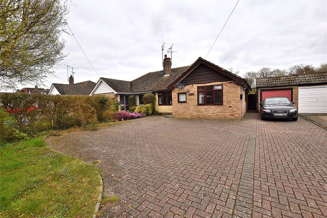 Thumbnail Bungalow for sale in Shenley Hill Road, Leighton Buzzard, Bedfordshire