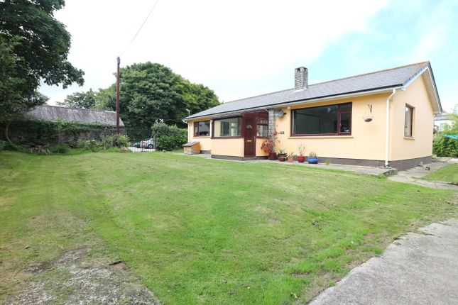 Thumbnail Detached bungalow for sale in Roskear, Camborne