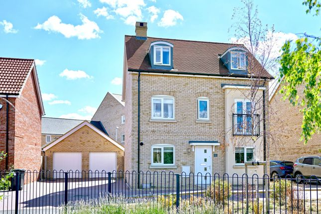 Thumbnail Detached house for sale in Daffodil Close, Eynesbury, St. Neots, Cambridgeshire