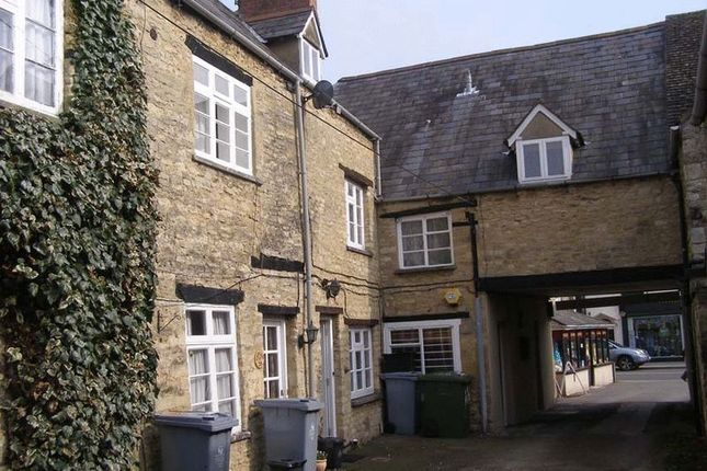 Terraced house to rent in Wesley Walk, High Street, Witney