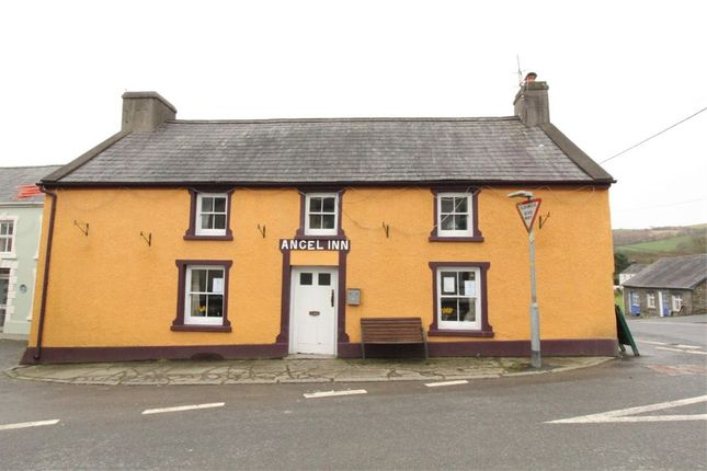 Thumbnail Commercial property for sale in Llansawel, Llandeilo