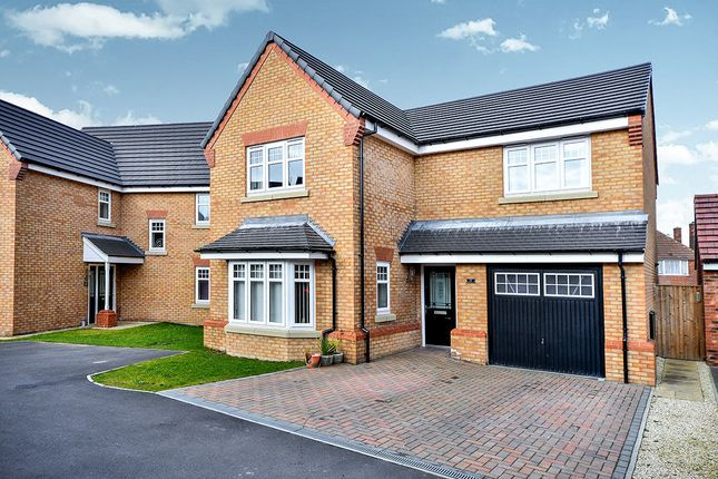 Thumbnail Detached house for sale in Nightingale Grove, South Normanton, Alfreton