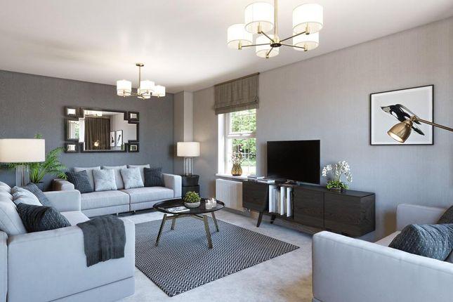 """Thumbnail Detached house for sale in """"Hertford"""" at Hospital Hill, Aldershot"""
