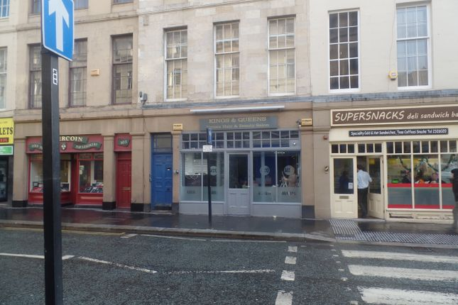 Retail premises for sale in Clayton Street, Newcastle Upon Tyne
