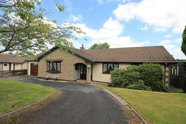 Thumbnail Detached bungalow for sale in Cilmery, Builth Wells