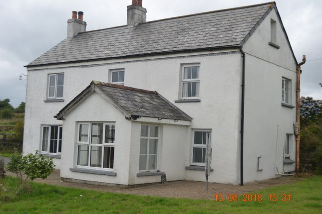 Thumbnail Detached house to rent in East Taphouse, Liskeard