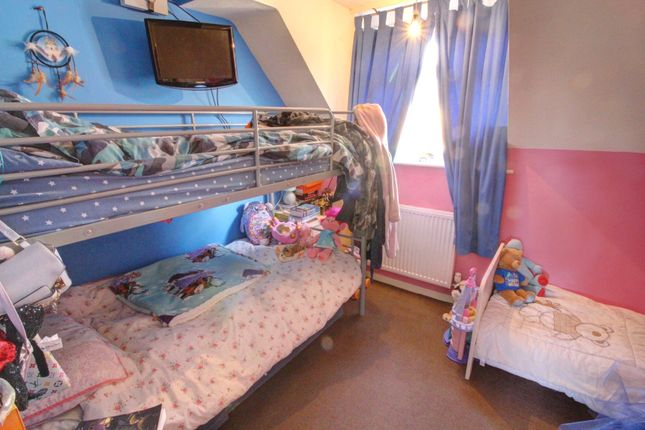 Bedroom Two of Boulton Close, Broughton Astley, Leicester LE9