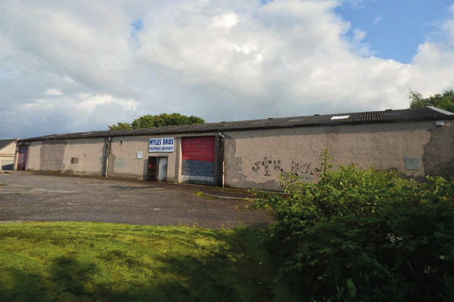 Thumbnail Light industrial for sale in Greendykes Industrial Estate, Broxburn