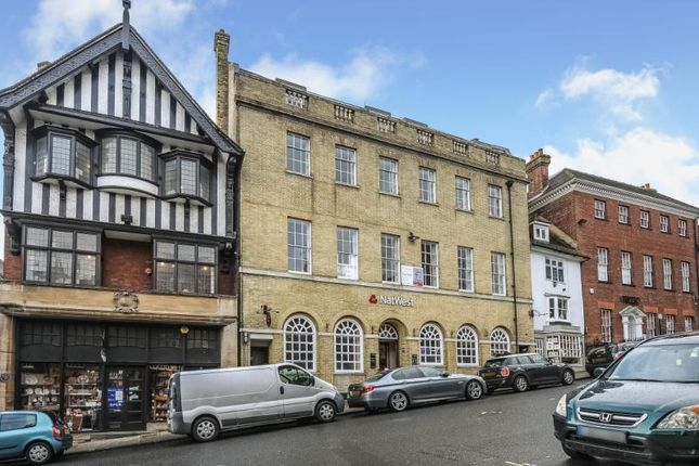 Thumbnail Flat for sale in 55 High Street, Arundel, West Sussex