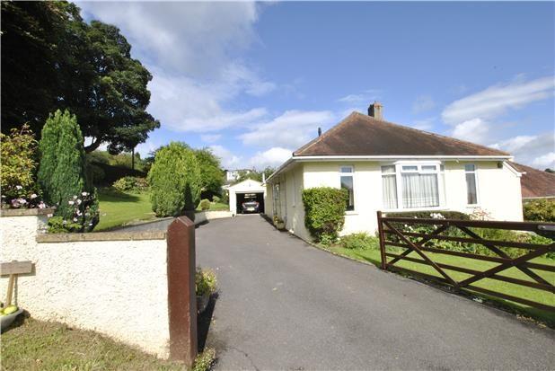 Thumbnail Detached bungalow for sale in Fairfield Park Road, Bath, Somerset