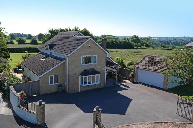 Thumbnail Detached house for sale in Stockhill Road, Chilcompton, Radstock